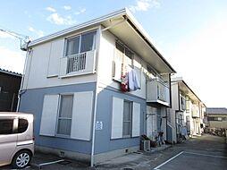 大阪府四條畷市南野4丁目の賃貸アパートの外観
