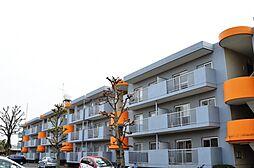 埼玉県川越市大字寺尾の賃貸マンションの外観