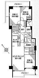 新多摩川ハイム 6号棟