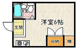 東福寺駅 2.0万円