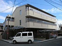 京都府京都市南区東九条石田町の賃貸マンションの外観