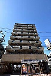 大阪府吹田市江坂町1丁目の賃貸マンションの外観