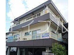 北添マンション[3階]の外観