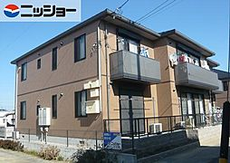 サクシードII[2階]の外観