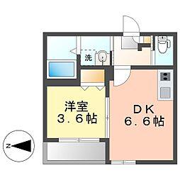平安通駅 6.0万円