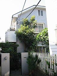 松井クラブ[2階]の外観