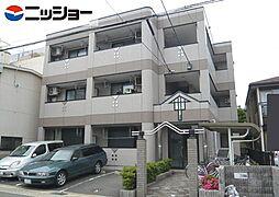 愛知県名古屋市西区西原町の賃貸マンションの外観