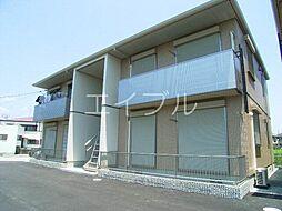 コンフォート A棟[2階]の外観