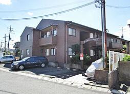 大阪府枚方市南船橋1丁目の賃貸マンションの外観