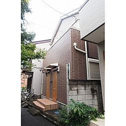 東京都足立区足立1丁目の賃貸アパートの外観