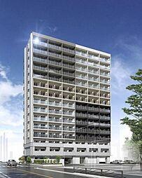 グランド・ガーラ川崎西口[5階]の外観