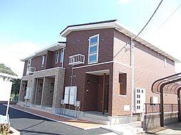 神奈川県小田原市国府津の賃貸アパートの外観