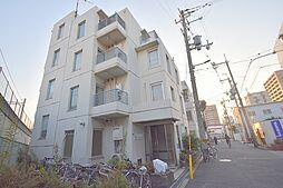 アメニティー新大阪1番館[3階]の外観