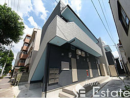 愛知県名古屋市西区名西2丁目の賃貸アパートの外観