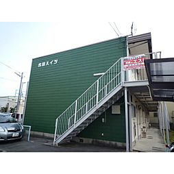 吉田ハイツ[103号室]の外観