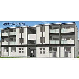 阪急千里線 千里山駅 徒歩13分の賃貸アパート