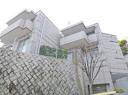 兵庫県宝塚市雲雀丘1丁目の賃貸マンションの外観