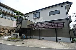 兵庫県神戸市須磨区離宮前町2丁目の賃貸アパートの外観