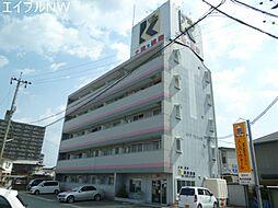 三重県松阪市末広町1丁目の賃貸マンションの外観