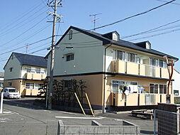 サンコーポ勇[1階]の外観