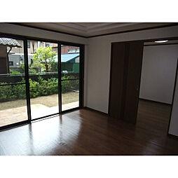 サンシャインA・江藤[1階]の外観