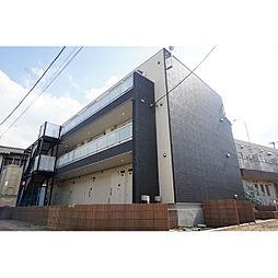 リブリ・MYU稲毛東[202号室]の外観