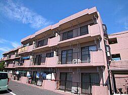 東京都調布市上石原2丁目の賃貸マンションの外観