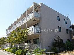 O−2マンション A棟[A301号室]の外観