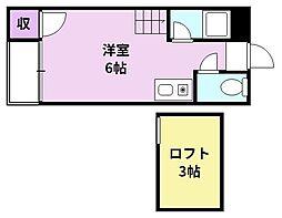 久留米大学前駅 2.2万円