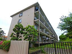 ニュー泉北マンション[4階]の外観