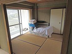 4.5畳の和室も明るいです。
