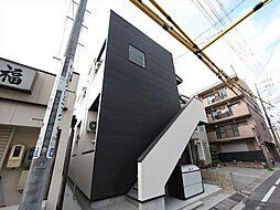 プレリュード左京山[105号室]の外観