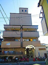 井下カウベル帝塚山[3階]の外観