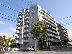 兵庫県姫路市安田2丁目の賃貸マンションの外観