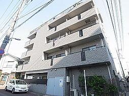 クリスタルSUN梅島[202号室]の外観