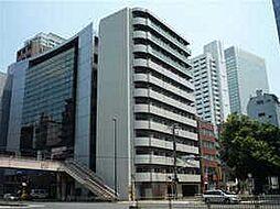 東京都港区芝の賃貸マンションの外観