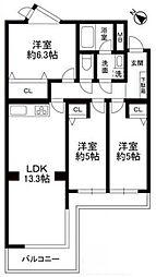 「初台」駅より徒歩4分初台ニューハイツ