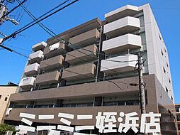 福岡県福岡市西区内浜1丁目の賃貸マンションの外観