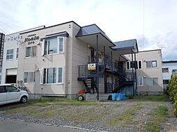 アパートメントコアラ[101号室]の外観