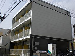 東京都足立区中川1丁目の賃貸マンションの外観