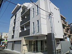 ラフィネ中延[4階]の外観