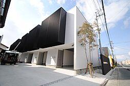 [タウンハウス] 福岡県久留米市御井町 の賃貸【/】の外観