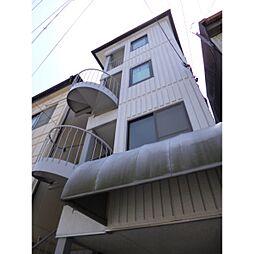 兵庫県神戸市兵庫区楠谷町の賃貸マンションの外観