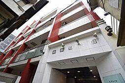 大阪府大阪市北区中崎1丁目の賃貸マンションの外観