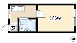 黒笹駅 1.6万円