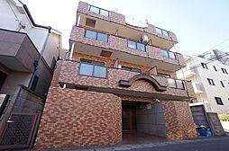 モナークマンション溝ノ口第3[2階]の外観