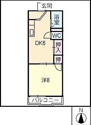 タウン0−1[1階]の間取り