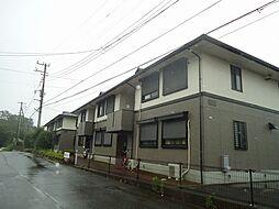 千葉県八千代市萱田町の賃貸アパートの外観