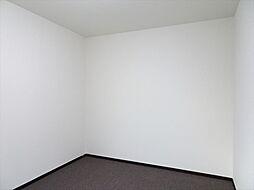 10帖洋室にあるウォークインクローゼットです。居室にもできそうな広さたくさん服をお持ちの方も安心です。