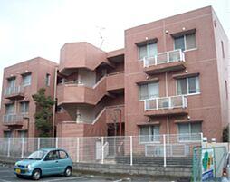 サンハイツベニサン[1階]の外観